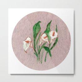 Flor VIII (Flower VIII) Metal Print