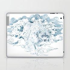 Ghost Cat Laptop & iPad Skin