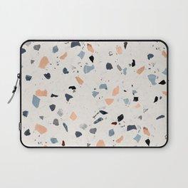 terrazzo pattern Laptop Sleeve