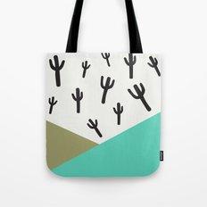 Cactus – Minty Tote Bag