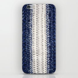 Dip-dye Crochet iPhone Skin