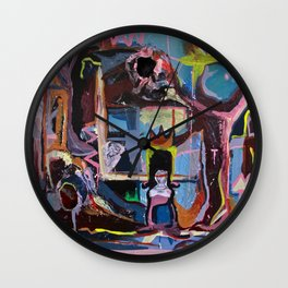 The Quest Wall Clock