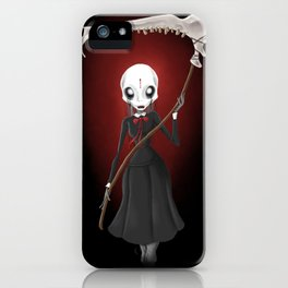 Once in a dream...I met a girl iPhone Case