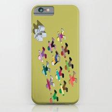 Break the mold (handicap) iPhone 6s Slim Case