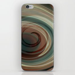 creation #2 iPhone Skin