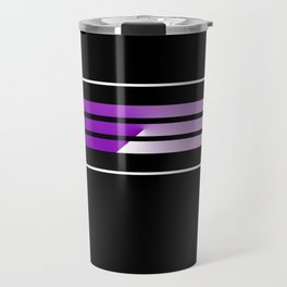 Team Colors 5...Purple Travel Mug