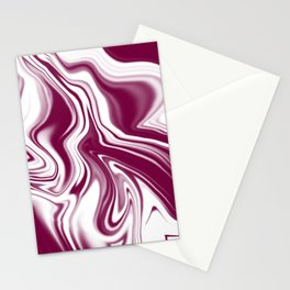 """ABSTRACT LIQUIDS XLVII """"47"""" Stationery Cards"""