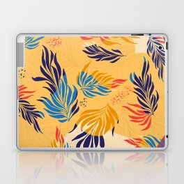 Primary Colors Leaves Laptop & iPad Skin