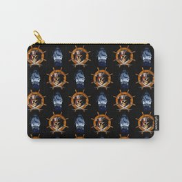Jolly Roger Pirate Wheel Carry-All Pouch