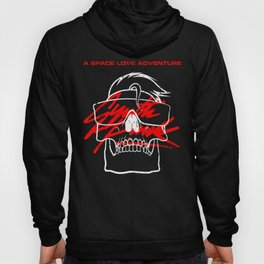 A Space Love Adventure - SYNTH PUNK Hoody