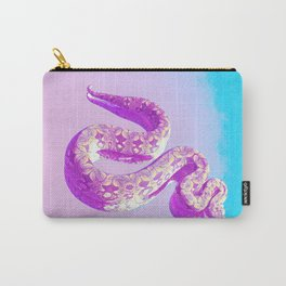 Cotton Candy Snake Carry-All Pouch