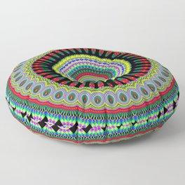 exotic Mandala Floor Pillow