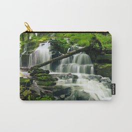 Waterfall Forest Carry-All Pouch