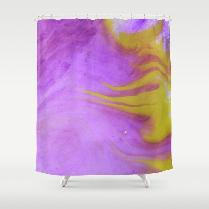 The Emma / Ink + Water Shower Curtain