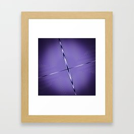 Rabu Framed Art Print