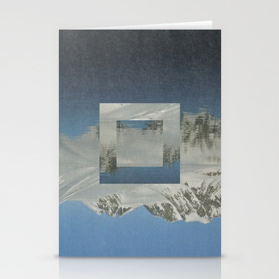 Magdalenefjord Stationery Cards