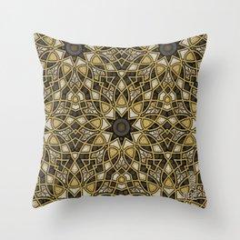 Weaving Pattern Throw Pillow