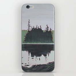 Ouse Lake, Algonquin Park iPhone Skin