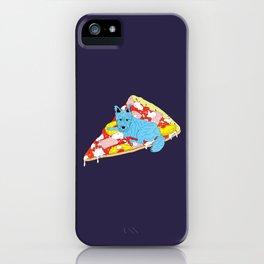 Pizza Dog iPhone Case