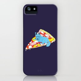 Pizza Dog iPhone Case