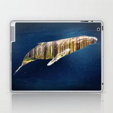 A Whale Dreams of the Forest Laptop & iPad Skin