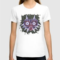 majoras mask T-shirts featuring Triangle Majora's Mask by NeleVdM