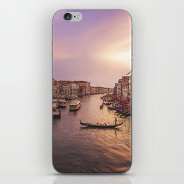 The Grand Canal iPhone Skin