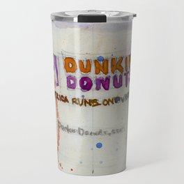 Dunkin' Donuts Travel Mug