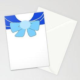 Sailor Mercury Bow Stationery Cards