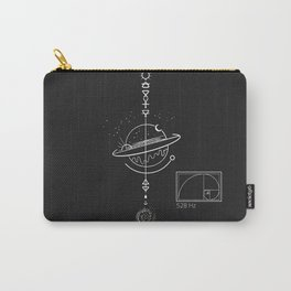 528 Hz Carry-All Pouch
