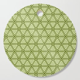 Op Art 176 Cutting Board