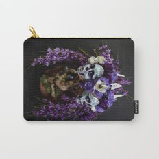 Willow Blossom Muertita Carry-All Pouch