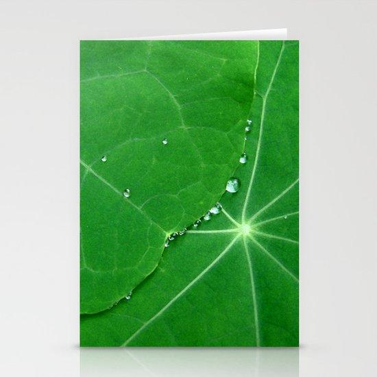 Nasturtium Dew by kidsbookpainter