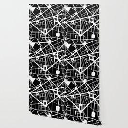 Madeleine-Opera-Vendome. Paris Wallpaper