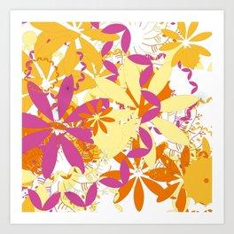 Cochin Remix #1 Art Print