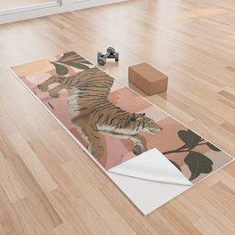 Easy Tiger Yoga Towel