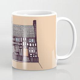 'Suffolk' House print Coffee Mug