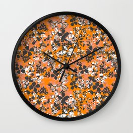 PLECTRUM II Wall Clock