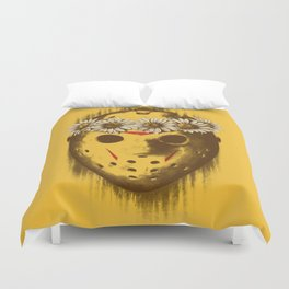 FRIDAY I AM IN LOVE Duvet Cover