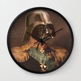 General Vader Class Photo | Fan Art Wall Clock