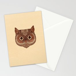 Owlustrations 2 Stationery Cards