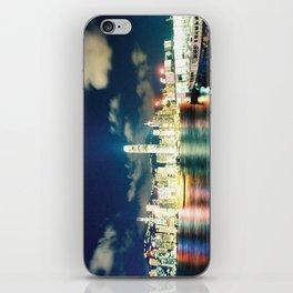 harbour lights iPhone Skin