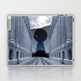 Keyhole to Infinity Laptop & iPad Skin