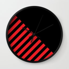 Shapes 021 Wall Clock