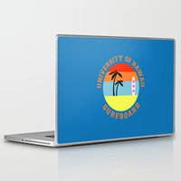 hawaii Laptop & iPad Skins featuring Hawaii by lescapricesdefilles