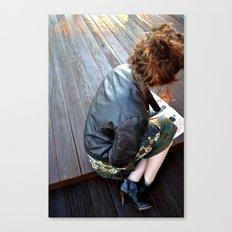 Quiet Riot Canvas Print