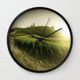 Arrivederci!  Wall Clock