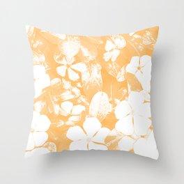 Orange Has It! Throw Pillow