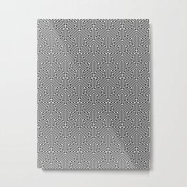 5050 No.2 Metal Print