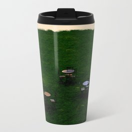 Everywhere and Nowhere Travel Mug
